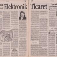 Tosyos Gazetesi 1 Mayis 2001