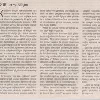 Tosyos Gazetesi Mart 2005