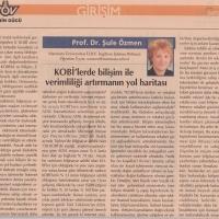 Tosyos Gazetesi Ocak 2004
